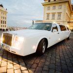 Rolls Royce Phantom Replica Limousine Prague Airport Transfers